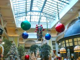 To Your Christmas Tree Decor By Suspending 24 30 Inch Balls From The Possibilities For Incorporating Giant Fiberglass Ornament