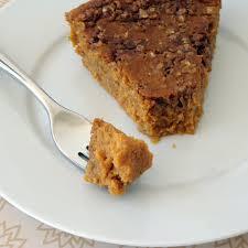 Pumpkin Pie Overnight Oats Rabbit Food by Crustless Pumpkin Pie Alida U0027s Kitchen