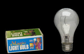 Magic Light Bulb Each