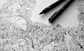 Kerby Rosanes2 Animal Coloring Book