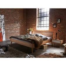 bett kernbuche massiv landhaus modern sleep kopfteil retro