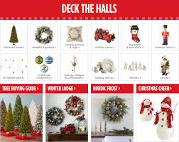Mountain King Christmas Trees Color Order by Holiday Decor Holiday Decorations