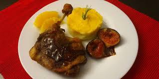 comment cuisiner des cuisses de canard confites canard confit aux 4 épices et sauce à l orange facile recette sur