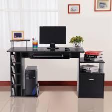 ordinateur de bureau pour gamer bureau gamer meuble meuble bureau informatique gamer table de lit