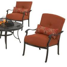 Bjs Outdoor Furniture Cushions by Cold Spring Fire Pit Set Replacement Cushions Garden Winds