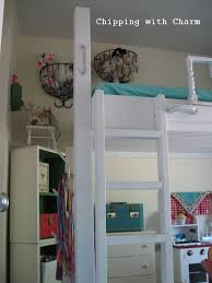 Lofted Cottage Bed For Our Little Girl S Dream Room Bedroom Ideas Diy