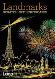 Title Landmarks Scratch Off NightScapes Author Lago Design