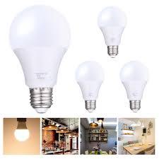 led e27 energy saving light bulb warm or cool white l 4 6 8 12