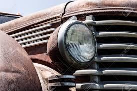 100 Diamond Truck Kokomo Circa May 2018 Old Rusty T Pickup II Stock