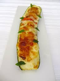 recette cuisine dietetique courgettes gratinées à la tomate diet délices recettes dietétiques