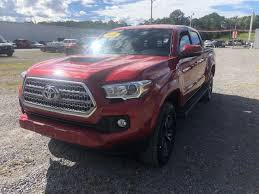 Pre-Owned 2016 Toyota Tacoma TRD Sport Crew Cab Pickup In Scottsboro ... Preowned 2017 Toyota Tacoma Trd Sport Crew Cab Pickup In Lexington 2wd San Truck Waukesha 23557a 2018 Charlotte Xr5351 Used With Lift Kit 4 Door New 2019 4wd Boston Gloucester Grande Prairie Alberta Sport 35l V6 4x4 Double Certified 2016 Escondido