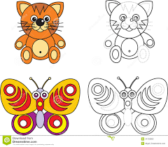 Royalty Free Stock Photo Download Coloring Page Book For Kids
