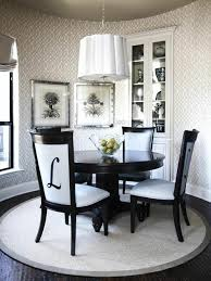 Best Rugs For Dining Room With Worthy Round Cool Picture Designs