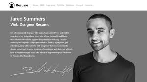 Resume WordPress Theme - Responsive CV Template - Site Builder Resume Wordpress Theme Tlathemes 10 Best Premium Wordpress Themes 8degree Mak Free Personal Portfolio Olivia And Profession One Page Cv 38 To Showcase Your Online Press 34 Vcard 2019 Colorlib Theme Wdpressorg Pencil Virtual Business Card Rival Vcard Portfolio Responsive 25 For And 2017 Rabin