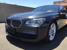 Bmw Floor Mats 7 Series by 2014 Used Bmw 7 Series 2014 Bmw 7 Series 750li W M Sport Package