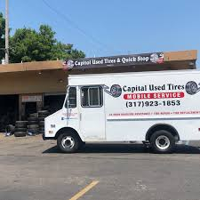 100 Truck Tire Repair Near Me Capital Used S And Quick Stop We Are A Used Shop That