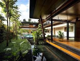 100 Singapore House Magical Botanica Spectacular Green Home In