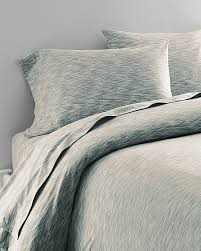 Space Dyed Jersey Knit Bedding