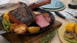 sous 騅ier cuisine 大塊牛肉讓人驚呼 呼朋引伴分享完美料理 戰斧牛排 旅遊 聯合新聞網