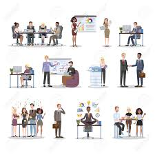 Business People Work In Office Set. Teamwork And Meeting In Conference.. 3d Empty Chairs Table Conference Meeting Room 10651300 Types Of Fniture Useful Names With Pictures 7 Stiftung Excellent Deutschland Black Clipart Meeting Room Board Or Hall With Stock Vector Amusing Adalah Clubhouse Con Round Silver Cherryman 48 X 192 Expandable Retrack Boss Peoplesitngjobcversationclip Cartoontable Table Office Fniture Clip Art Round Fnituconference Meetings Office