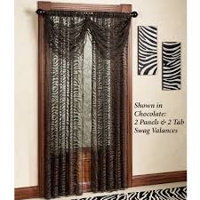 White Sheer Voile Curtains by Decorations Give Your Home Some Shade With Sheer Curtains Target