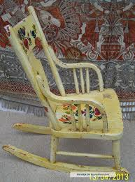 Vintage Childrens Rocking Chair - Flowers Hand Painted Sale Vintage Folk Art Rocking Chair Pa Dutch Handpainted Black Dollhouse Doll Fniture Painted Blue White Chalk Paint Decor Ideas Design Newest Hand Painted Peacock Rocking Chair Nursery Fniture Queen B Studios Wikipedia Danish Mid Century Solid Wood Vintage Rocking Chair Secohand Pursuit Antique Rocker As Seasonal Quilt From Whimsikatz Upcycled Hand Cacti Motif Retro School Herconsa Childrens Hand Painted Shrek