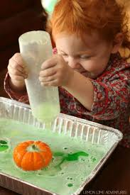 Oklahoma Pumpkin Patches 2015 by Simple Toddler Science Fizzing Pumpkin Patches