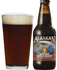 Heritage Coffee Brown Ale Draft Only Alaska