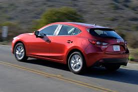 2014 Mazda3 review Best tech pact is also the best handling