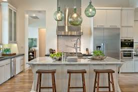 pendant lights kitchen island clear glass pendant lights white