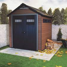 Keter 10x8 Stronghold Shed by Sheds Costco Uk