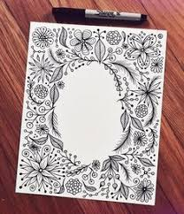 Zentangle On The Go Coloring Book By ZenspireDesigns Etsy