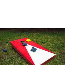 Non Painted Cornhole Boards WITH BAGS