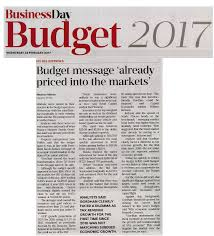 What Budget 2017 Means For Retailers HWB