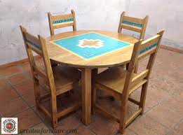 Southwest Dining Set Taos