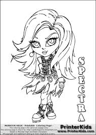 Monster High Baby To Print