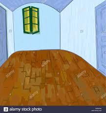 goghs schlafzimmer ohne möbel und dinge die digitale