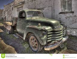 100 Two Ton Truck 1950s Chevrolet Editorial Stock Photo Image Of
