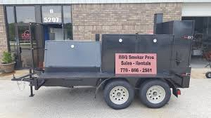 100 Food Truck Sales Mega BigFoot BBQ Smoker Grill Trailer Catering Business