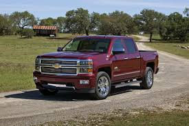 100 Chevy Truck 2014 Chevrolet Unveils New Topoftheline Silverado High Country