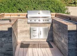 outdoor küchen der mindestausstattung zur luxusversion