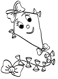 Epic Kite Coloring Page 82 For Your Gallery Ideas With