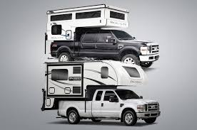 100 Pickup Truck Camper Can Conventional RVs Work In A BugOut Scenario RECOIL