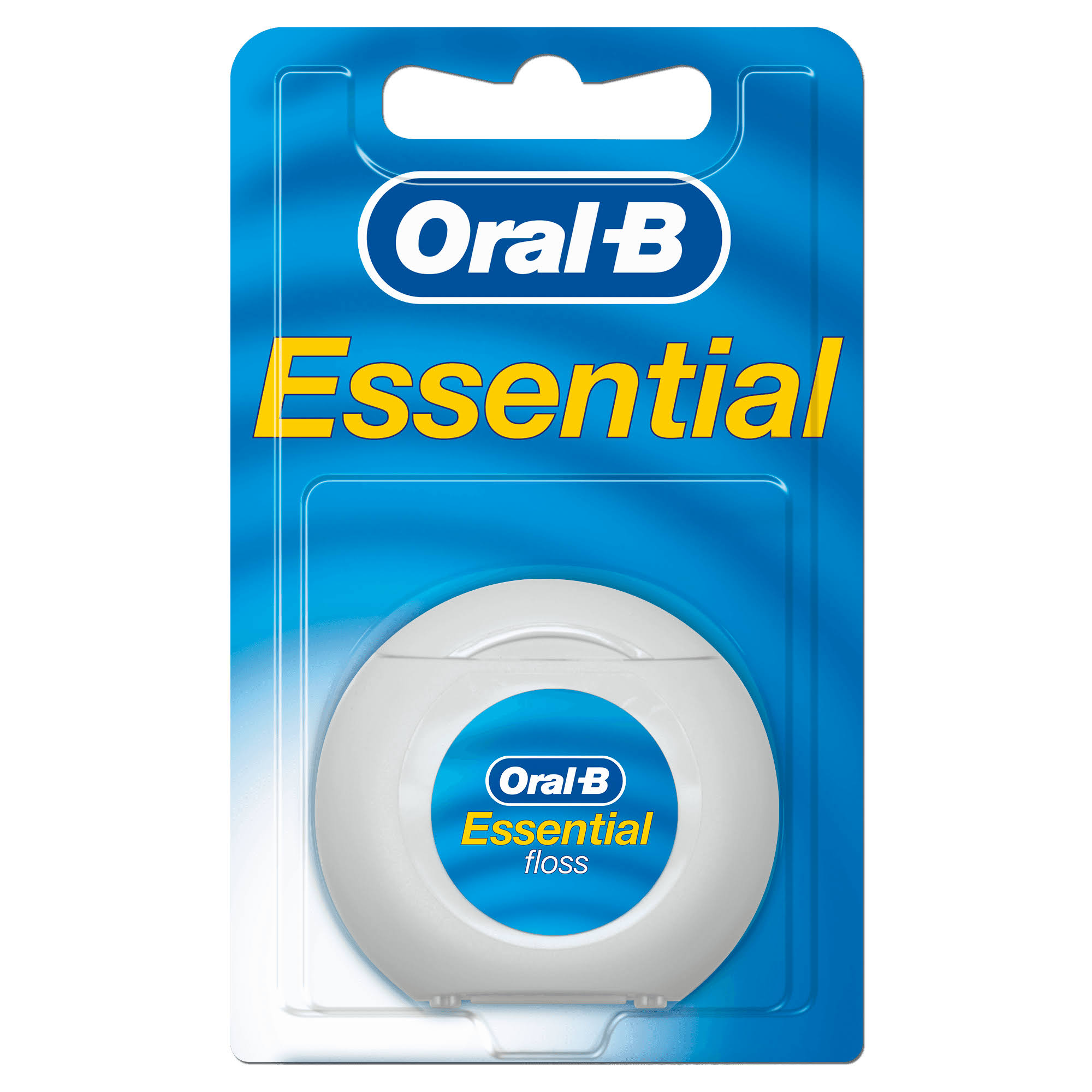 Oral B Essential Dental Floss - Mint, 50m