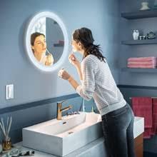 philips hue led spiegelleuchte adore dimmbar alle weißschattierungen steuerbar via app kompatibel mit echo echo dot