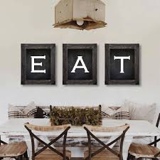 Farm To Table Animals Design Dining Room Vinyl Decor Wall Decal