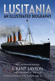 Where In Ireland Did The Lusitania Sink by Lusitania An Illustrated Biography Atlantic Liners