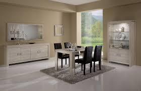 vitrine 2 portes contemporaine chêne blanchi clea vaisselier et