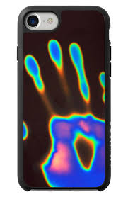 Recover Mood Ring Thermochromic iPhone 6 6s 7 8 Case