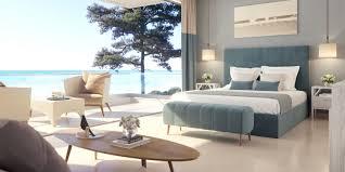 chambre familiale hôtels de luxe grèce halkidiki chambres d hôtel modernes sani